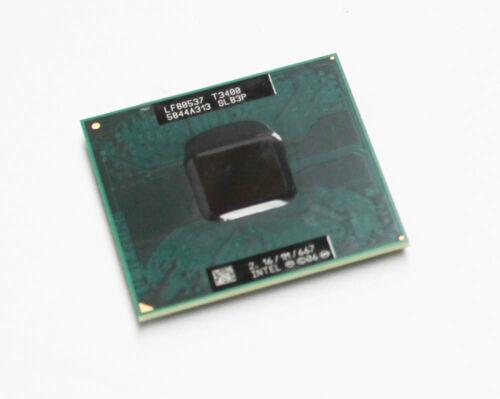 "/""GRADE A/"" T3400 INTEL CPU PENTIUM DUAL-CORE  2.16GHZ FSB667MHZ 1MB"