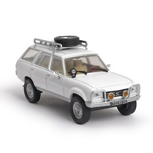Peugeot 504 Break 4x4 Dangel 1 43 New Box Diecast Model Ebay