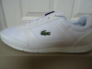 lacoste menerva trainers white - 61
