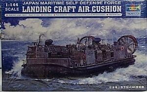 Trumpeter-1-144-JMSDF-Air-Cushion-LCAC-Landing-Craft-New-106