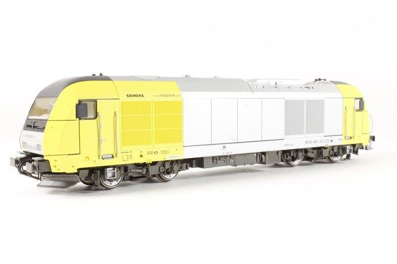 ROCO 69399 Diesel Lokomotive ER20-009 Siemens Epoche IV-V WS H0