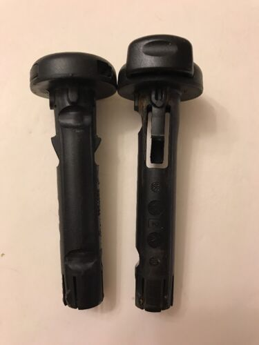 Details about  /07-11 MINI COOPER FRONT SEAT HEADREST GUIDE TUBES HOLDERS
