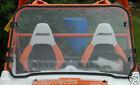 FULL CAB Enclosure w/ Clear Lexan Windshield ~ Polaris RZR 570 800 900 S ~ UTV