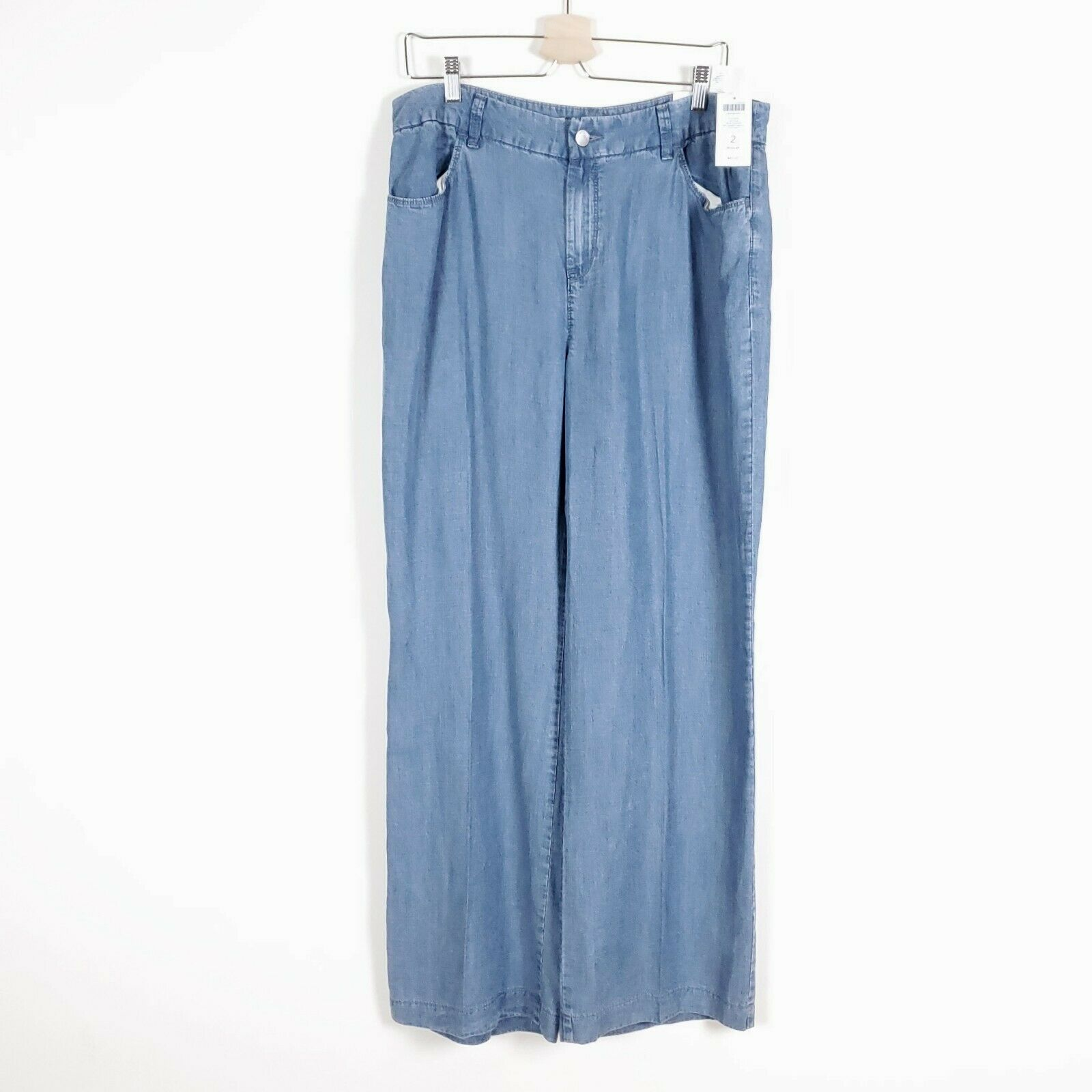NWT  90 Platinum Trousers Balharbor High Rise 2