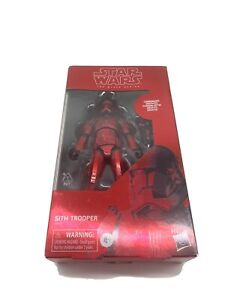 Star Wars Black Series Carbonized Sith Trooper (Amazon Exclusive)