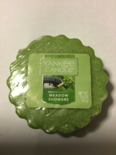 ** Yankee Candle Wax Tart Meadow Showers **