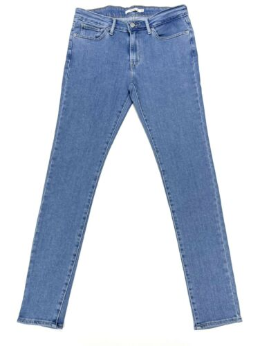 Details about  /Levi/'s Women/'s 711 Skinny Jeans In Light Wash Blue