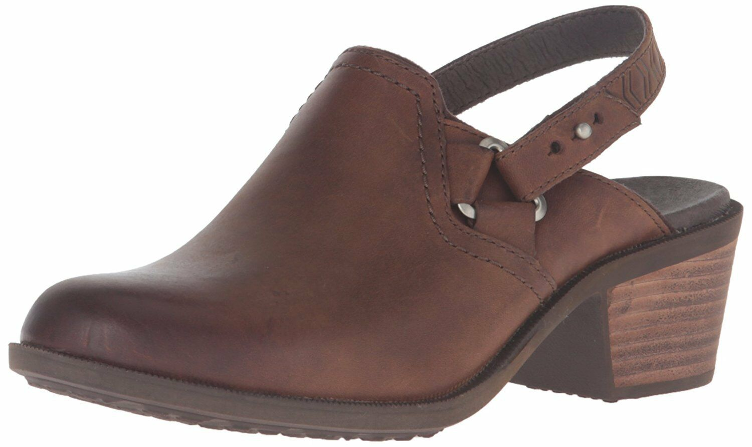 Teva Donna W Foxy Leather Clog - Pick SZ/Color.