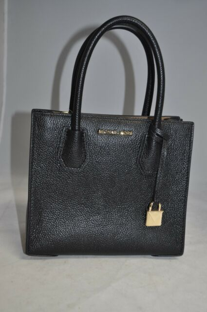 5f3babe6efd07a MICHAEL KORS LADIES HANDBAG PURSE BLACK NICE | eBay