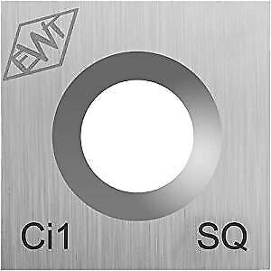 EASY WOOD TOOLS Ci1-SQ CARBIDE CUTTER - Square