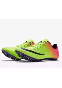 a319bfe4932f mens 10 or 11.5 or 12 Nike zoom JA fly OC sprint track spikes cleats ...