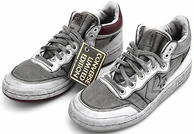 Adattabile Converse All Star Uomo Donna Scarpa Sneaker 158627c 158628c Fast Break 83 Mid Pulizia Della Cavità Orale.