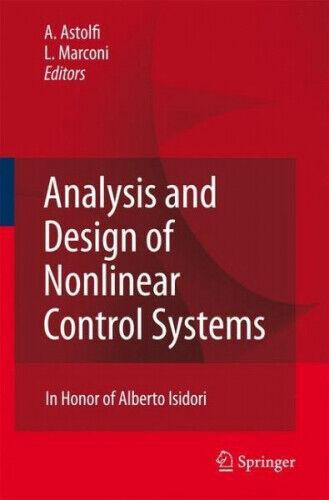 Analysis and Design of Nonlinear Control Systems|Gebundenes Buch|Englisch