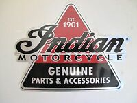 Indian Motorcycle Genuine Part & Accessories Sticker Decal 8 X 6