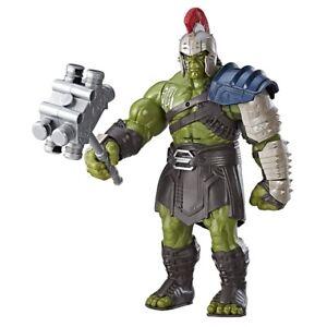 Marvel Thor Ragnarok Interactive Gladiator Hulk 12 Inch Action Figure