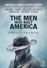 The Men Who Built America - Frontiersmen DVD 2018