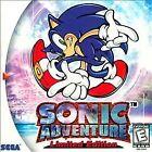 Sonic Adventure: Limited Edition (Sega Dreamcast, 1999)