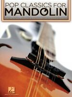 Pop Classics For Mandolin Sheet Music Mandolin Book 000701632