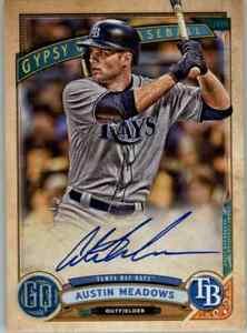 Details About 2019 Topps Gypsy Queen Baseball Part 3 Autographs Parallels And Insert Cards