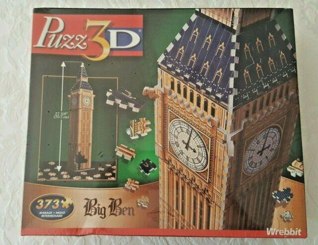 Downton Abbey 3D Wrebbit Jigsaw Puzzle