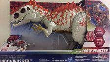 RAMPAGE INDOMINUS REX HYBRID w/ Growl Sounds Jurassic World 2016 Hasbro DINOSAUR