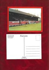 Postcard - Champion Hill home of Dulwich Hamlet Football Club