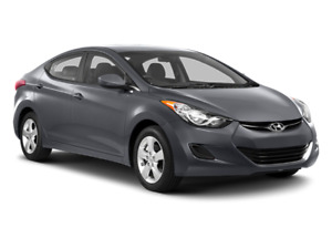 2013 Hyundai Elantra GLS  | NO ACCIDENT | AS IS ONLY $5500
