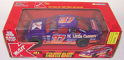 1995 Racing Champions 1:24 Diecast NASCAR John Andretti Kmart Thunderbird #37