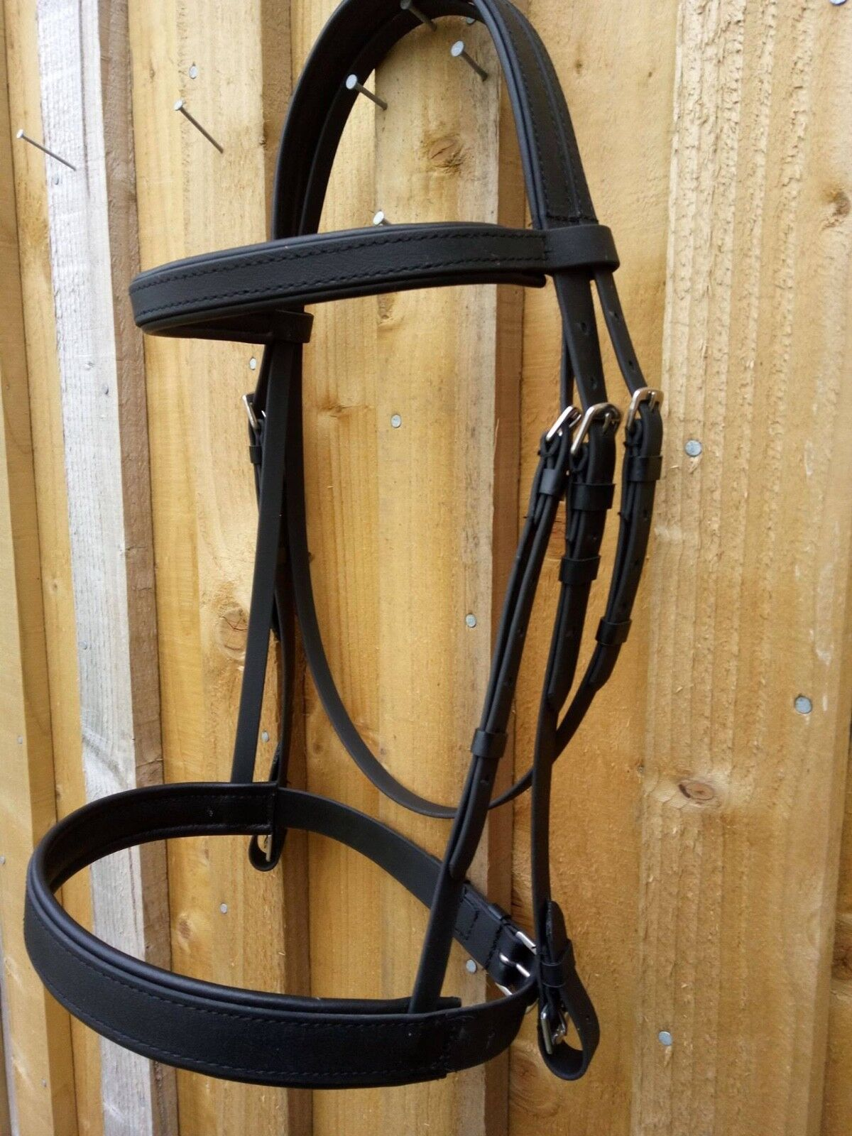 Synthetic bridle biothane all colours/ PLAS Größes matching reins PLAS colours/ EQUESTRIAN 45746a