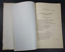 "Bound Copy of ""The Duddeston & Nechells Improvement Act"" 1845"