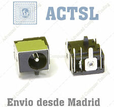CONECTOR Dc Jack packard Bell easy note TJ66  TJ75 MS2288 1.65M 4 pines traseros