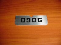 Stihl 090g Chainsaw Name Tag ( ) --------------------------------- Box379