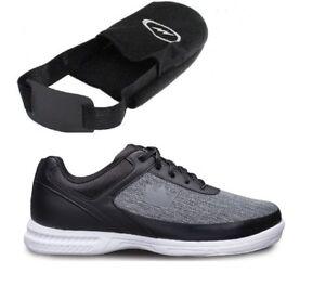 Zapato Negrogris Título Tallas 7 Tormenta Detalles Mostrar Brunswick Original De Hombres 14amp; Frenzy Diapositiva Zapatos Acerca Bolos IWY29DEH