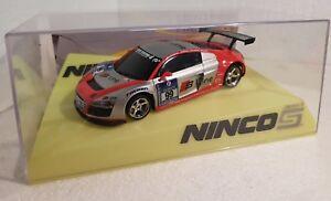Qq 50546 Ninco Audi R-8 Gt3 S-line Foudre