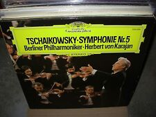 KARAJAN / TCHAIKOVSKY symphonie 5 ( classical ) dgg