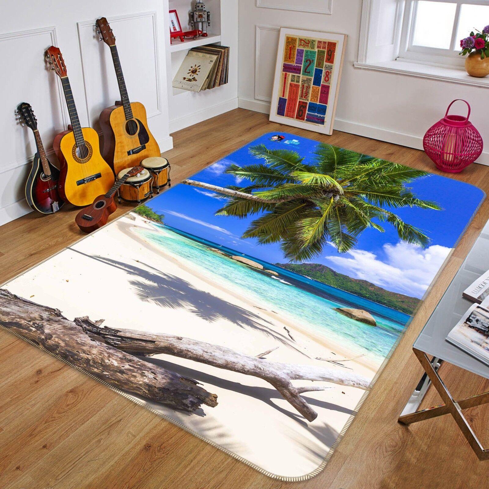 3D Tropical Sea 322 Non Slip Rug Mat Room Mat Quality Elegant Photo Carpet AU