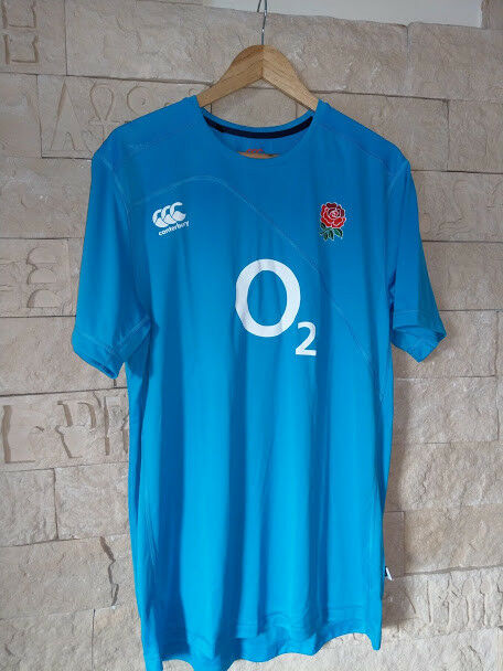 England Rugby Shirt Canterbury size XL new without tag