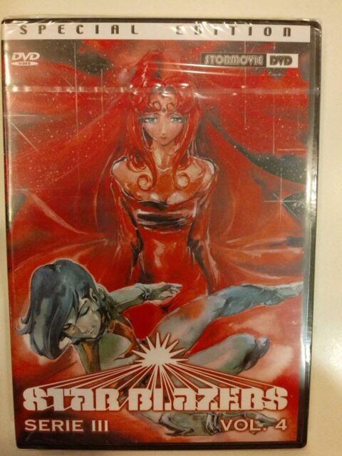 Star Blazers Serie 3 Vol 4 (Dvd - Special Edition Stormovie) Nuovo