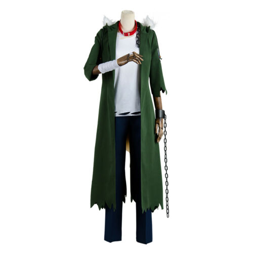 My Boku no Hero Academia Katsuki Bakugou Halloween Costume Cosplay Outfit Coat