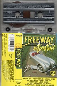FREEWAY 1990 musicassetta MC MC7 PHIL COLLINS FLEETWOOD MAC ADAM ANT RAY CHARLES - Italia - FREEWAY 1990 musicassetta MC MC7 PHIL COLLINS FLEETWOOD MAC ADAM ANT RAY CHARLES - Italia