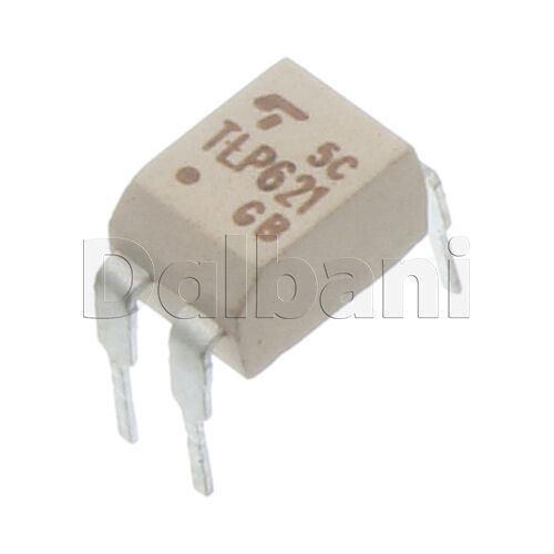 10 pieces Transistor Output Optocouplers Hi-Iso AC Input 1-Ch