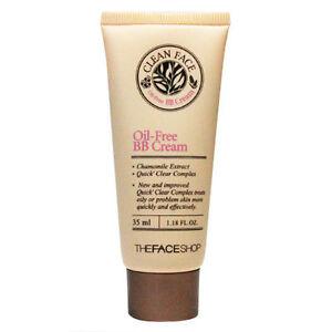 The-Face-Shop-Clean-Face-Oil-Free-BB-Cream-35mL-BEST