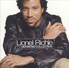 The Definitive Collection [Bonus Disc] by Lionel Richie (CD, Mar-2003, Universal International)