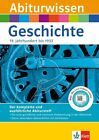 Abiturwissen Geschichte von Georg Bemmerlein und Walter Göbel (2015, Taschenbuch)