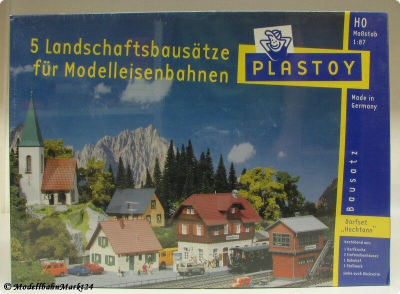 Plastoy Village Festival  hochtann  5 Landscape Kits