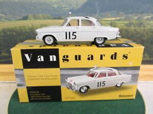 VANGUARDS-Ford-Zephyr-Mk2-Monte-Carlo-Rally-1959-No115-White-VA06108