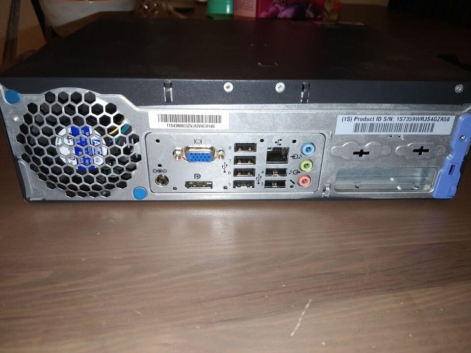 Lenovo, Intel Celeron E3200 @ 2.40GHz, 2.40 Ghz