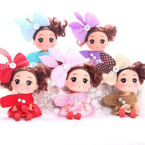 Image is loading 12cm-Confused-Doll-Wedding-Dolls-Toys-Baby-Cute-