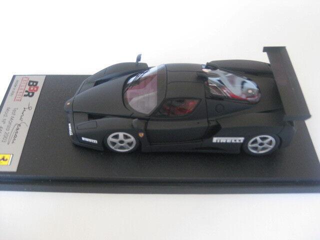 BBR ex13 Exclusive Ferrari Enzo test monza 2003 1 43 nº 446 600 nuevo en OVP