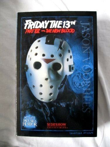 Sideshow Jason Voorhees Friday The 13th Part 7 The New Blood 1 6 Figure